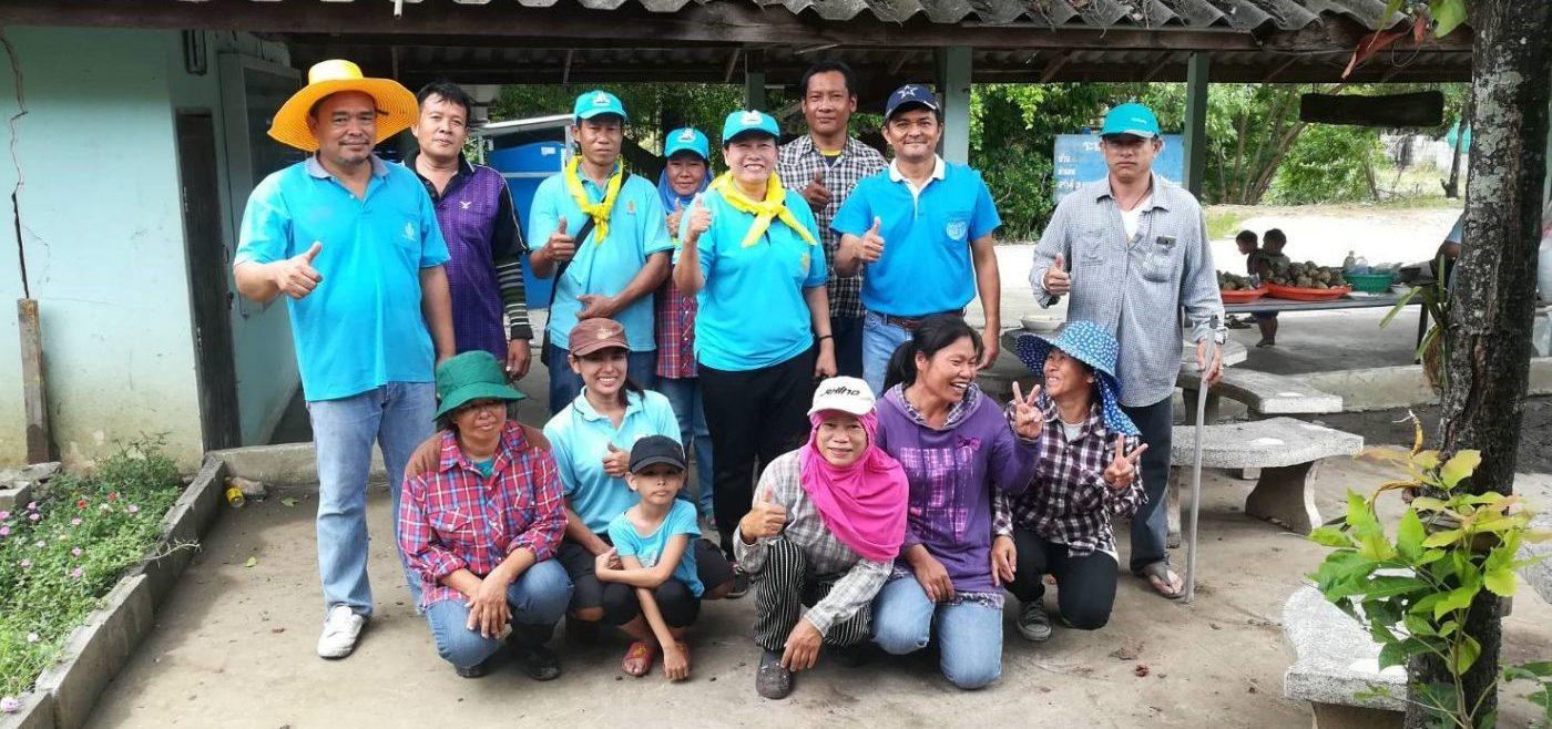 ร่วมกิจกรรมวันแม่แห่งชาติ พัฒนาหมู่บ้านประดู่งาม
